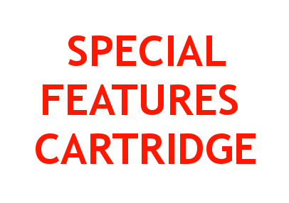 Special Features Cartridge