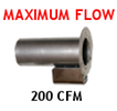 air process maximum flow