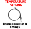air process temperature sensing