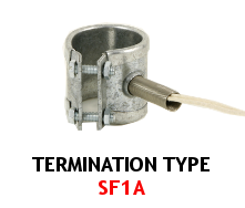 Band Heater Termination Type SF1A